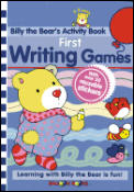 First Writing Games with Sticker