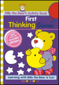 Billy The Bears Activity Book First Thin