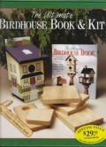 Ultimate Birdhouse Book & Kit