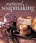 Natural Soapmaking Cover