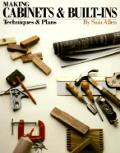 Making Cabinets & Built Ins Techniques &