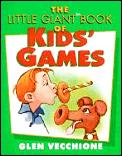 Little Giant Book Of Kids Games