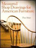 Measured Shop Drawings For American Furniture