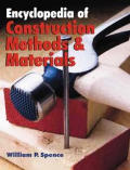Encyclopedia of Construction Methods and Materials (00 Edition)