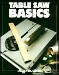 Table Saw Basics