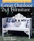 Great Outdoor 2x4 Furniture 21 Easy Pr