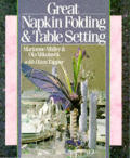 Great Napkin Folding & Table Setting