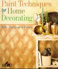 Paint Techniques For Home Decorating