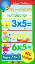 Multiplication with Sticker