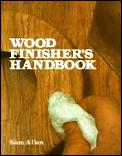 Wood finisher's handbook Cover