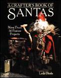 Crafters Book Of Santas