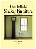 How To Build Shaker Furniture Revised