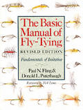The Basic Manual of Fly-Tying: Fundamentals of Imitation