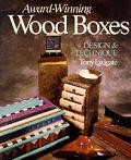 Award Winning Wood Boxes Design & Technique