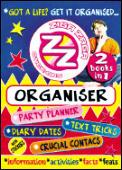 Ziga Zaga Stick on: Organizer