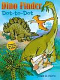 Dino Finder Dot To Dot Connect The Dots