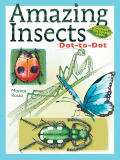 Amazing Insects Dot To Dot