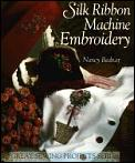 Silk Ribbon Machine Embroidery