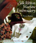 Silk Ribbon Machine Embroidery