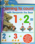 Learning to Count with Benjamin the Bear: Wipe & Clean Book