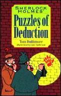 Sherlock Holmes Puzzles Of Deduction