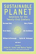 Sustainable Planet: Roadmaps for the Twenty-first Century Cover