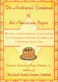 Historical Cookbook Of The American Negro