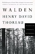 Walden (Concord Library) Cover
