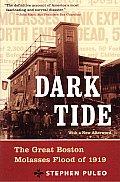 Dark Tide The Great Boston Molasses Flood of 1919