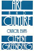 Beacon Paperback #0212: Art and Culture: Critical Essays Cover