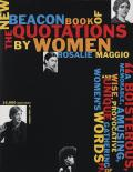 New Beacon Book Of Quotations By Women