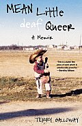 Mean Little Deaf Queer: A Memoir Cover