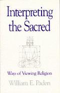 Interpreting The Sacred Ways Of Viewing