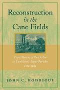 Reconstruction in the Cane Fields: From Slavery to Free Labor in Louisiana's Sugar Parishes, 1862-1880