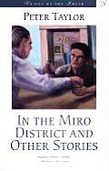 In the Miro District and Other Stories (Voices of the South) Cover