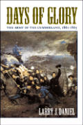 Days of Glory The Army of the Cumberland 1861 1865