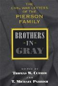 Brothers In Gray Pierson