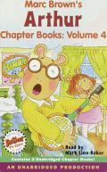 Marc Browns Arthur Chapter Books Volume 4