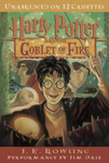 Harry Potter 04 & The Goblet Of Fire Audio