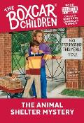 Boxcar Children #022: The Animal Shelter Mystery Cover
