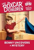 Boxcar Children #019: Benny Uncovers Mystery Cover