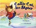 Callie Cat Ice Skater