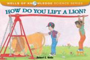 How Do You Lift a Lion? Cover