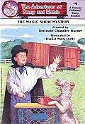 Boxcar Children Benny & Watch 04 Magic Show Mystery
