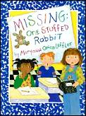 Missing One Stuffed Rabbit