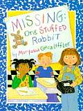 Missing: One Stuffed Rabbit