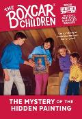 Boxcar Children #024: The Mystery of the Hidden Painting Cover