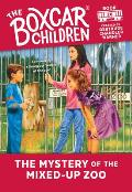 Boxcar Children #026: The Mystery of the Mixed-Up Zoo Cover