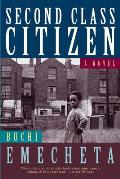 Second-Class Citizen Cover