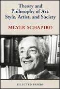 Theory & Philosophy of Art Style Artist & Society